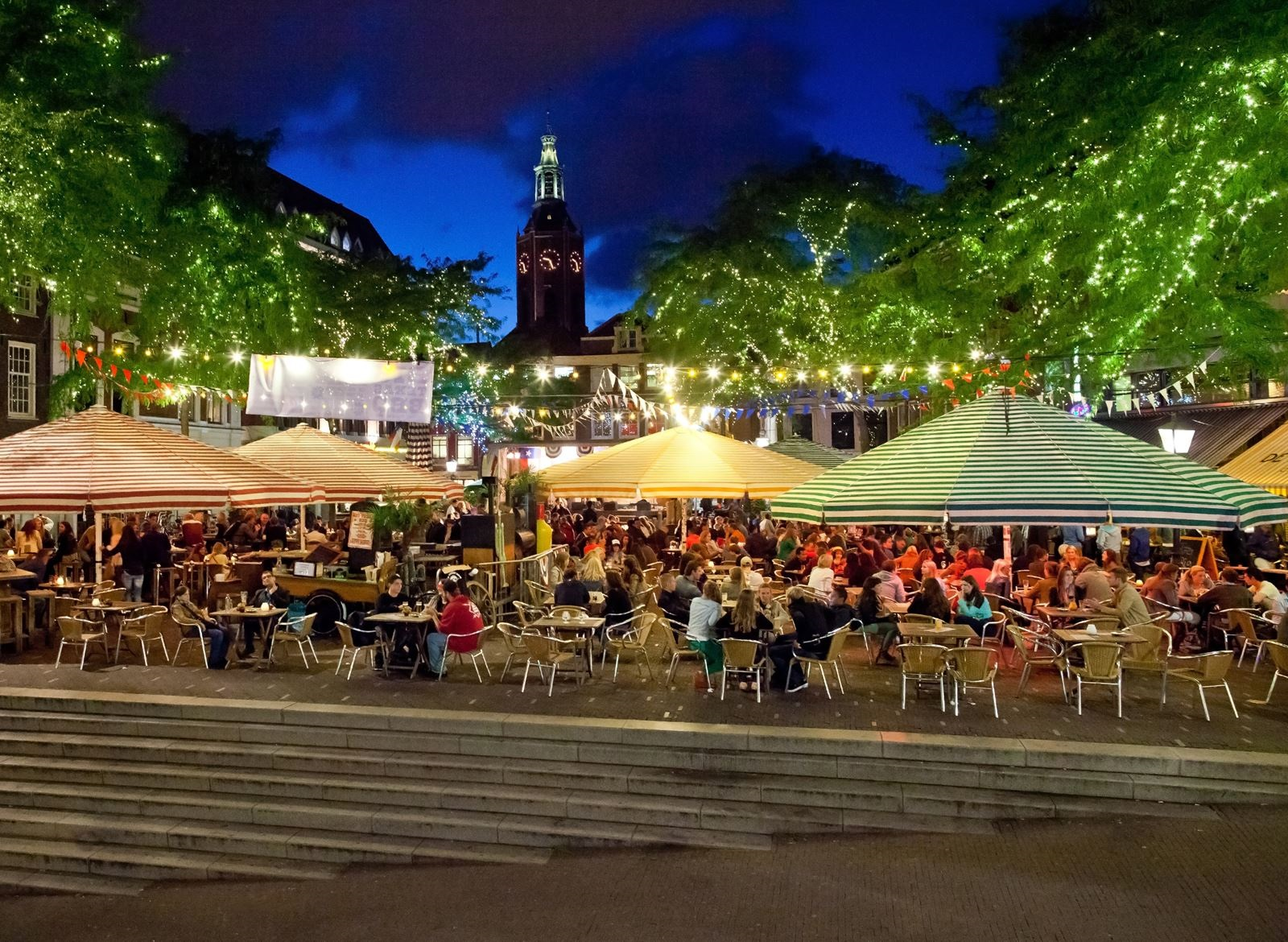 Grote Markt - Bars and Restaurants
